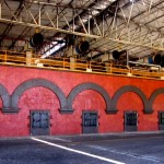 The massive ovens that slowly steam the Agave