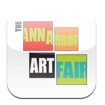 Ann Arbor Art Fair iPhone App