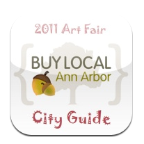 Buy Local Ann Arbor iPhone app