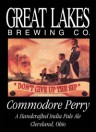 Commodore Perry IPA